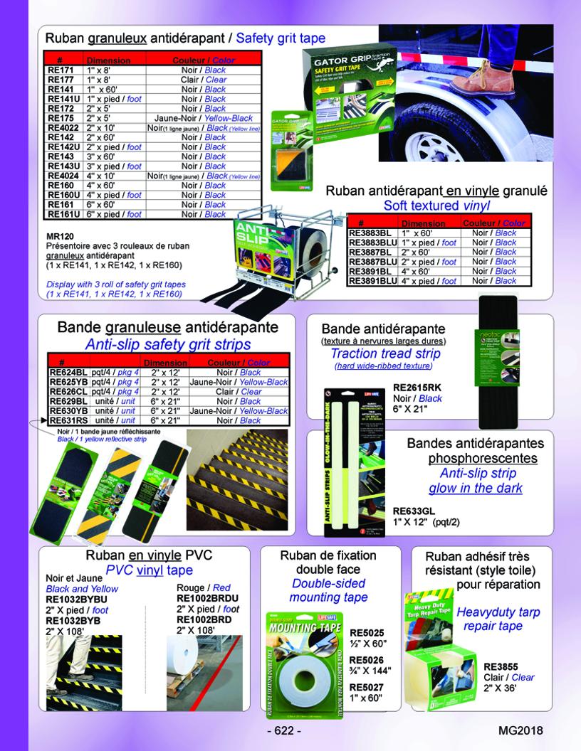 Bande antiderapante_Service Mecanique GT